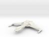 Sha'Grok Class A Cruiser Wings Straight 3d printed