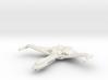 Sha'Grok Class A Cruiser Wings Up 3d printed