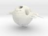 alien koponya 2.0 3d printed