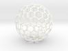 Geo-ball (5cm) 3d printed