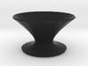 zorro vase 3d printed