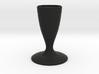 hefty smurf vase  3d printed