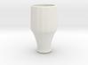 blue cap cup 3 3d printed