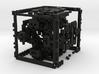 Labyrinthian Cuboid 3d printed