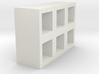 Modern shelves 3d printed