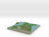 Terrafab generated model Sat Oct 19 2013 20:48:29  3d printed
