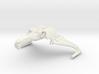 T'salvan Class Cruiser -wings Down- 3d printed