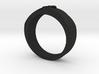 Wedding Ring R02 3d printed