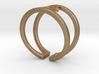 HAMSA Ring 3d printed