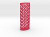 Honey Comb Lighter Case 3d printed