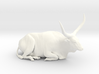 Ankole-Watusi 1:22 Lying Female 1 3d printed