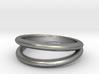 Split Band ring 3d printed