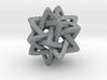Five Tetrahedra, medium 3d printed