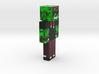 6cm | PixelFrogger 3d printed