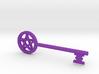 Pentacle Key  3d printed