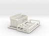 Kassenwagen 2 ohne Erker - 1:220 3d printed
