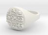 ring -- Thu, 14 Nov 2013 06:20:36 +0100 3d printed