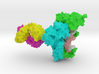 HIV-1 RTranscriptase 3d printed