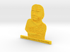 Mohenjo-daro Sculpture The Priest-King 3d printed