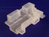 7203B • 2×British M14 and 1×M9A1 Half-track Bodies 3d printed Actual part for M9A1 body