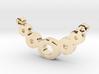 Zero Necklaces 3d printed