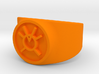 Orange Avarice GL Ring (Szs 5-15) 3d printed