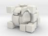 Scrambleable Cube 3d printed