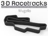 Mugello 3d printed Model without Run Off Area