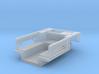 7202 • British M14 Half-track Body 3d printed