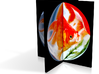 zz - Tokyo Fish Twist 3 08in 3d printed