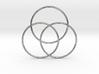Trinity Circles 3d printed