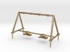 Children's Swings, HO Scale (1:87) 3d printed