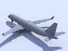 1:200 - ERJ 195 (XL) 3d printed