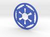 MK3 Volkswagen Golf Galactic Empire Rear Emblem 3d printed