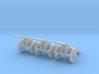 1/200 de Bange cannon 155mm (3) 3d printed