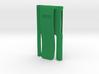 Nanoclip - Sports clip case for iPod Nano 7 3d printed