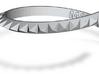 Dr. Fluke Stud Bracelet 3d printed