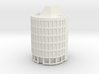 Rounded Office Building 3d printed