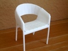 1:12 Chair no. 2 3d printed unpainted