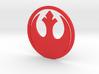MK4 Jetta Rebel Alliance Rear Emblem 3d printed