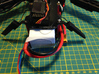 TBS Discovery X8R Antenna Holder 3d printed