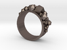 Shard Ring 3d printed