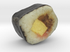 The Sushi Roll 3d printed