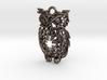 Celtic Owl Pennant 40mm 3d printed