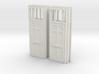Door Type 16 X 4 - 4mm Scale 3d printed