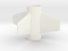 Fin Unit T35 Nike Smoke for 18mm motors 3d printed