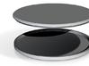 77mm Filter End Caps 3d printed