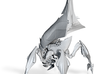 1/2500 ME Reaper Destroyer 3d printed