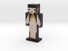 Penguin skin 3d printed