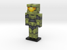 Master Chief 3d printed
